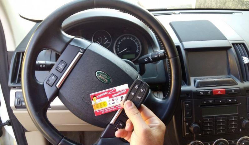 Chave Automotiva Comum na Boa Vista - Chave Automotiva em Bh
