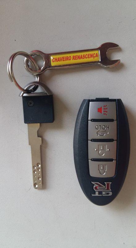 Chave Automotiva Simples na Heliópolis - Chave Automotiva em Bh