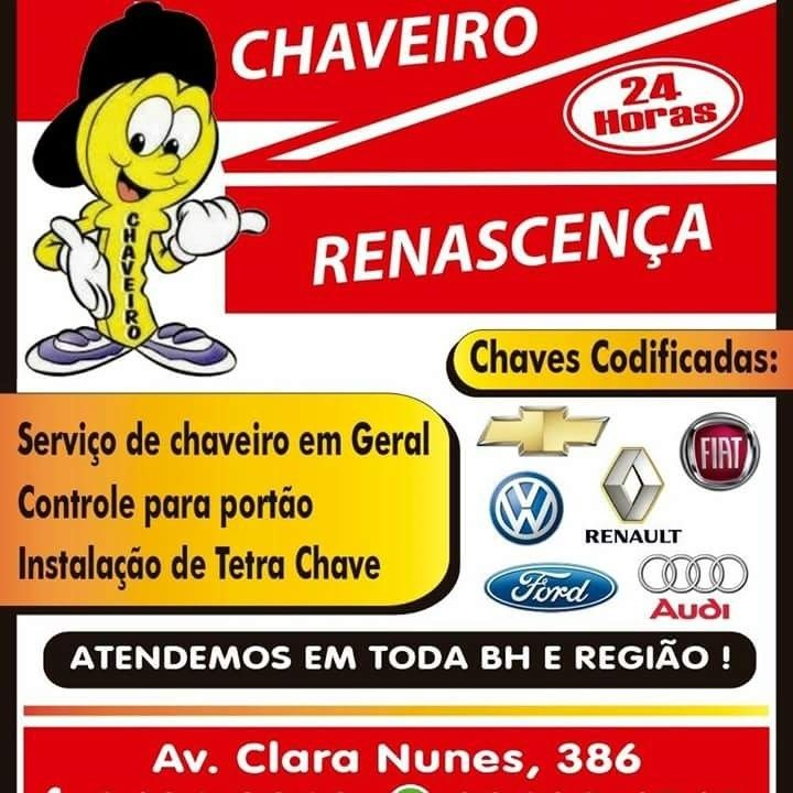 Chaveiro para Carro na Funcionários - Chaveiro Residencial