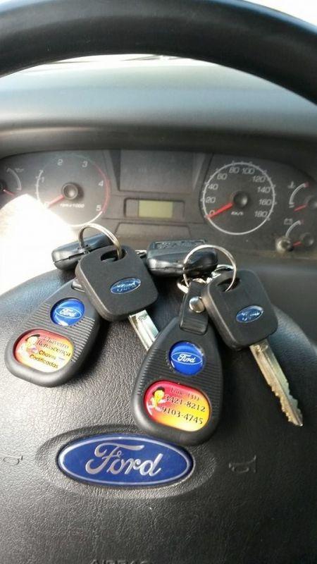 Chaves Automotivas Simples na Bonsucesso - Chaveiro de Chave Automotiva