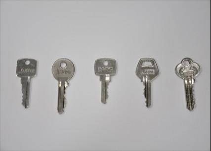 Cópias de Chave de Garagem na Candelária - Cópia de Chave Residencial