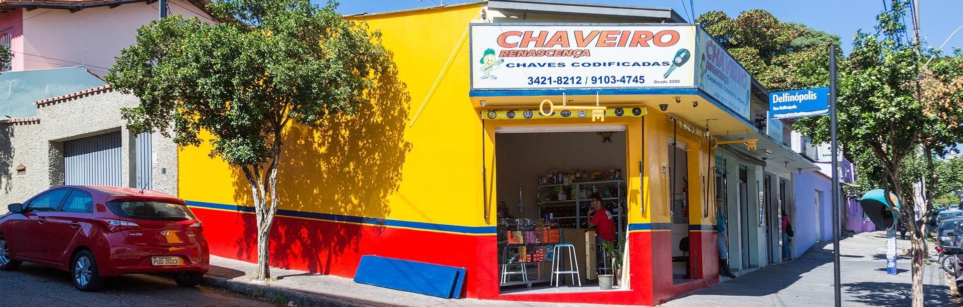 Disk ChaveBH - Serviços
